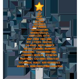 compuBase Christmas tree